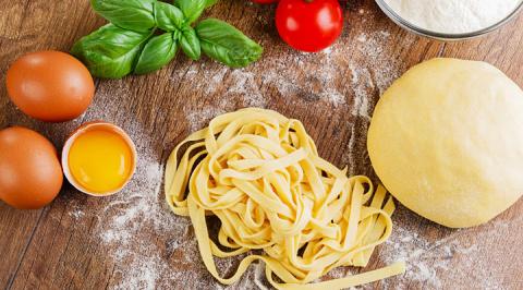 Как нельзя готовить макароны…