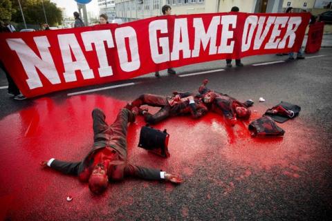 В НАТО выступили против созд…