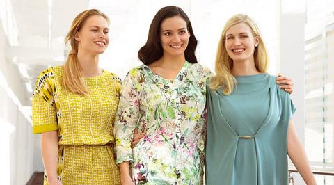 Как выбрать фасон платья девушке размера plus-size