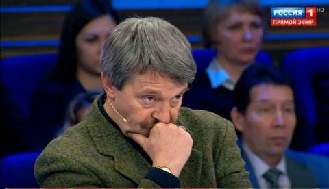 Российский режиссер в прямом…