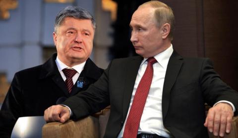 Путин щелкнул по носу ворова…