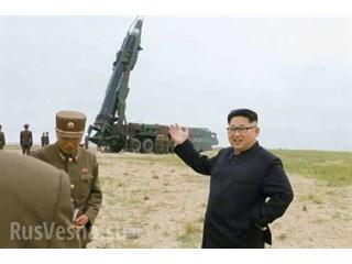Северная Корея стала настоящей угрозой не только для Запада, но и для России
