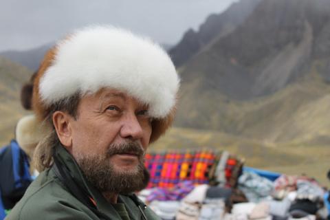 Южно-американская экспедиция Виталия Сундакова