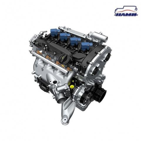 Новый российский двигатель: 2,2 литра и 245 л.с.
