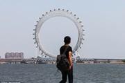 В Китае открывается колесо о…