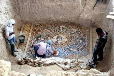 Археологическая находка: дре…