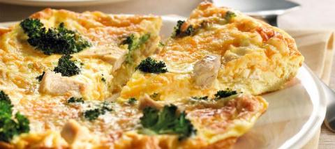 Итальянская фриттата. Блюдо …