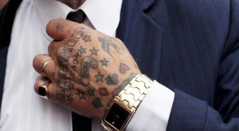 Оторви татуировку