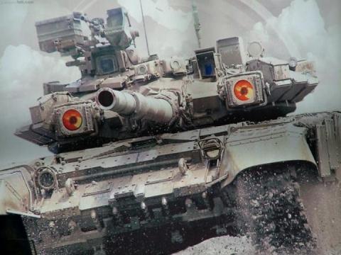 «Армата» — новый русский танк, не имеющий аналогов в мире