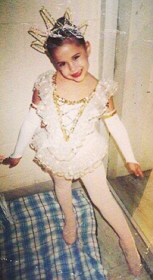 Эта балерина вызвала настоящ…