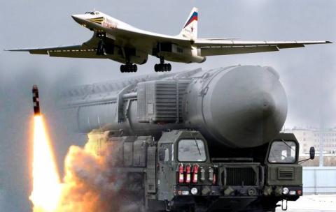 Ядерный щит Российской Федер…