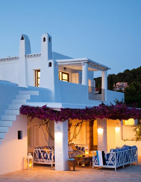 Великолепный дом на Ибице