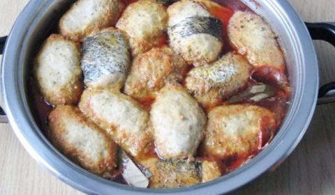 Фаршированная рыба по-еврейски по старинному рецепту