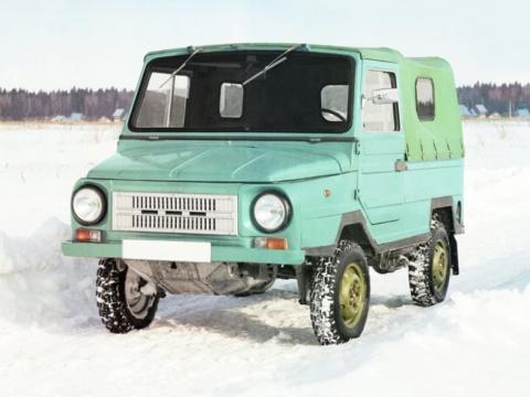 ЛуАЗ-969 «Тушканчик»