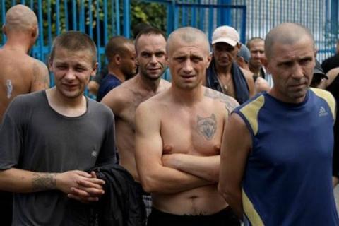 Крым отдает Киеву зэков-«пат…