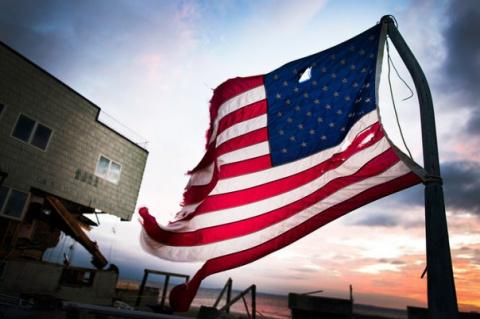 США: агония империи