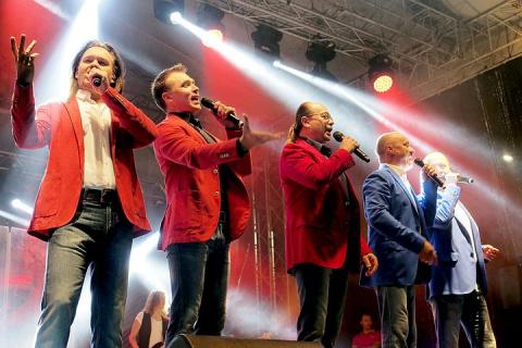 Новогодние концерты 2017 в Москве: мелодии из фильмов и рождественские гимны
