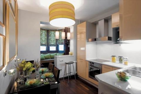 18 идей дизайна для маленьких квартир
