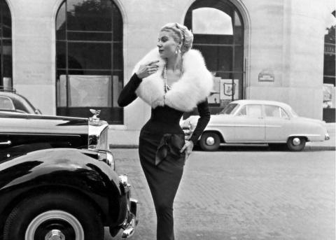 Изысканная красота нарядов Dior 40-60-х