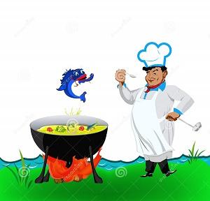 7.  Посоветуйте, как найти повара в туристический лагерь на лето