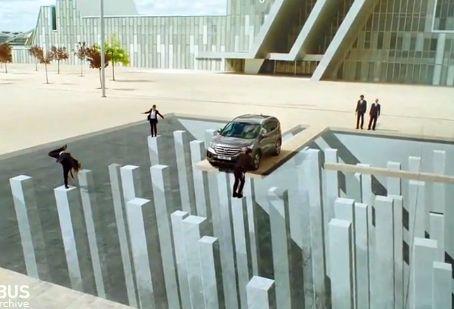 Иллюзии от Honda