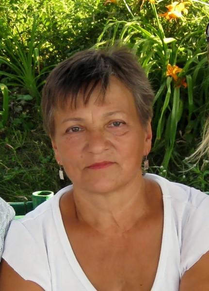 Тамара Соловей (Ломова)