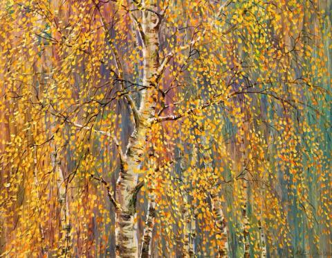 Творчество художницы Марии Вишняк