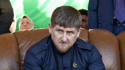 Кадырова назвали самым попул…