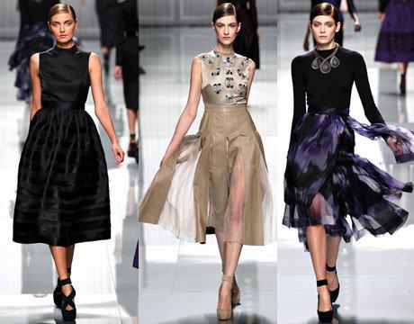 Коктейльные платья — их варианты и немного истории