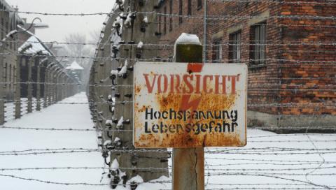 СМИ о церемонии в Освенциме - освобождал СССР, а пригласили немцев