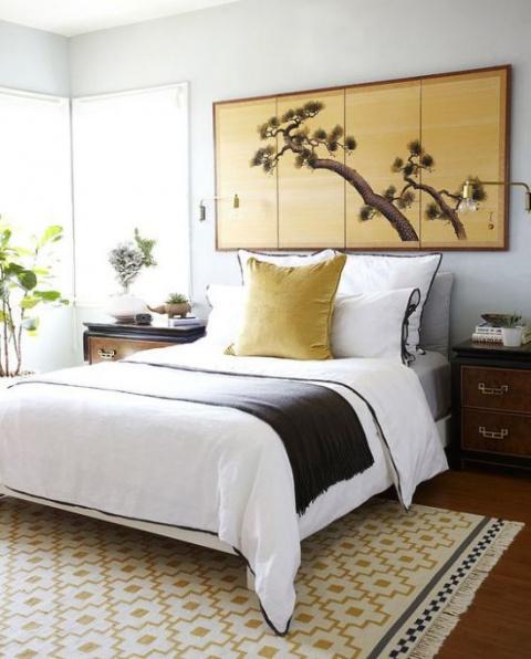 Современный интерьер спальни…