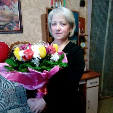 Оксана Шарапанюк