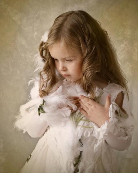 Детки-ангелочки от Aleksei Makarenok