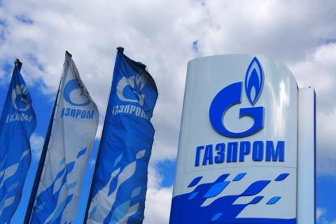 """""""Газпром"""" занял первое место…"""