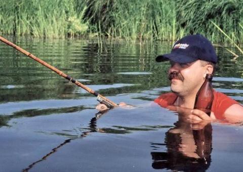 Опыт не Пропьешь!#Супер рыбак! Удочка всегда в руках!