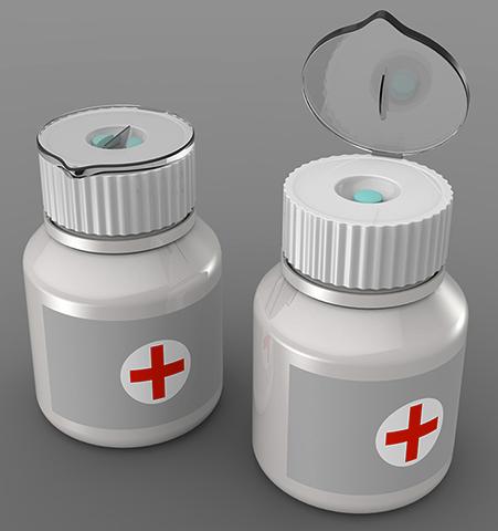 Как разделить таблетку на две равные части