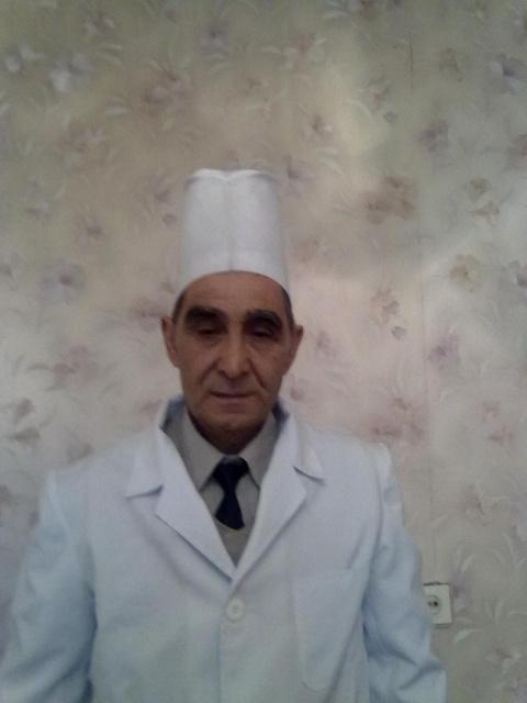 Латифжон Мамаджанов