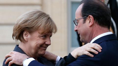 Франция и Германия хотят соз…