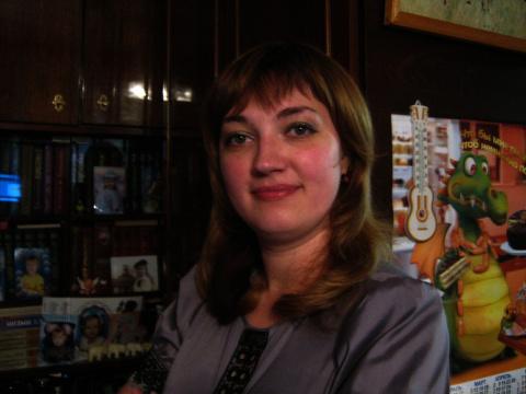 Юлия Кляпнёва