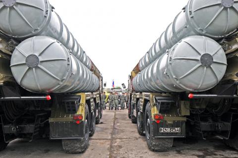 Что за объект сбили наши комплексы С-300 в Сирии? Андрей Князев