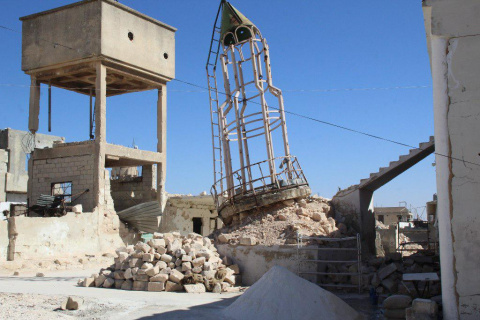 Сирия: Боевики ИГИЛ уничтожи…