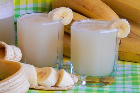 Безалкогольные напитки. Банановый квас