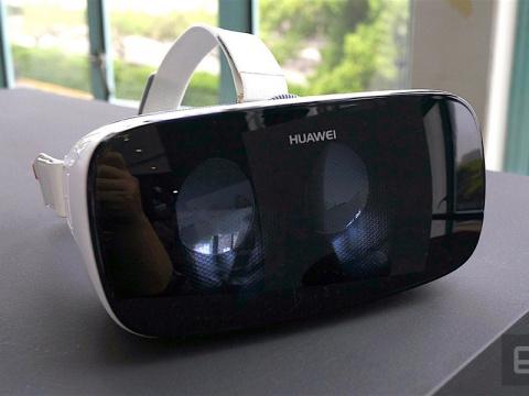 Huawei VR: очки виртуальной …