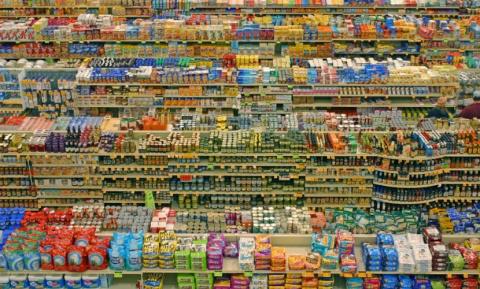Цены на продукты в России вы…