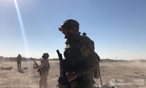 Тотальная зачистка: За неделю ВКС РФ уничтожили более 1200 объектов ИГ* в Сирии