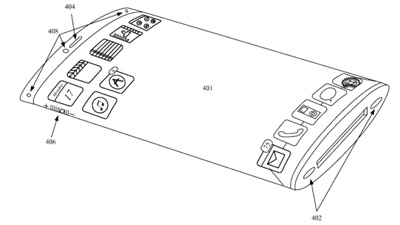 Apple завернула iPhone в экр…