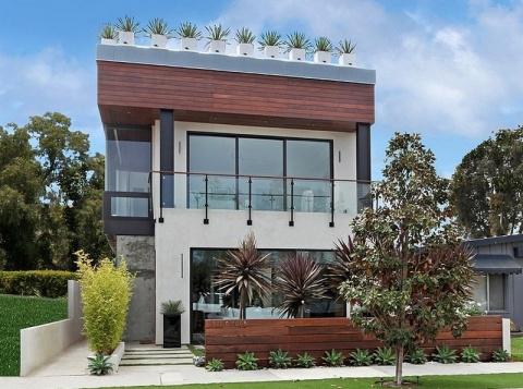 Роскошный дизайн интерьера в современном доме