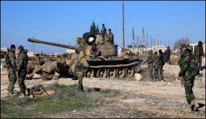 Хроника борьбы сирийского на…