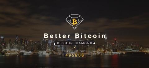 От сети биткоина отделился токен Bitcoin Diamond