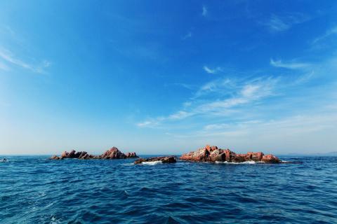 Острова архипелага императрицы Евгении в Приморье